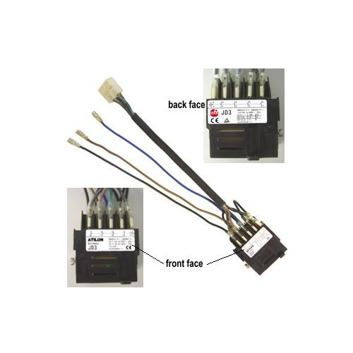 ATIKA ErsatzteilKleinschütz BR01-30-01-01 Wechselstrom für Betonmischer BM140