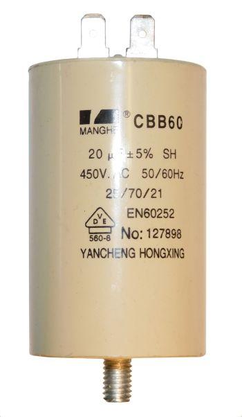 ATIKA ErsatzteilKondensator 60 µF±5/% SH für Baukreissäge BTU 450